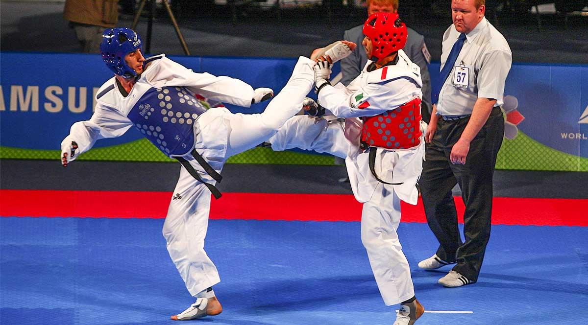 México obtuvo dos oros en Taekwondo