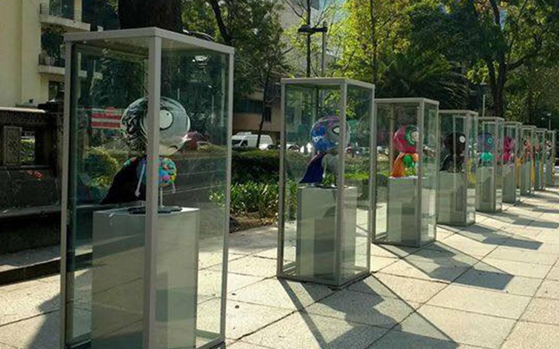Más de Tim Burton en la CDMX: montan exposición gratuita en Reforma