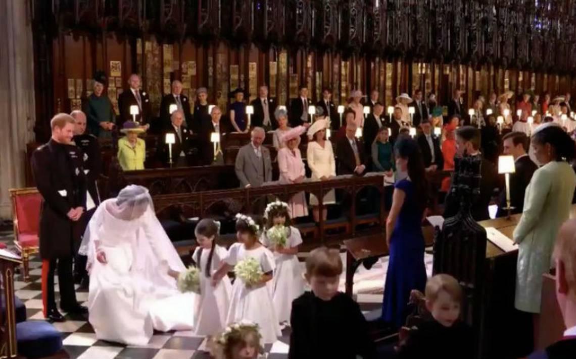 Así recordó Harry a su madre, Diana de Gales durante su boda