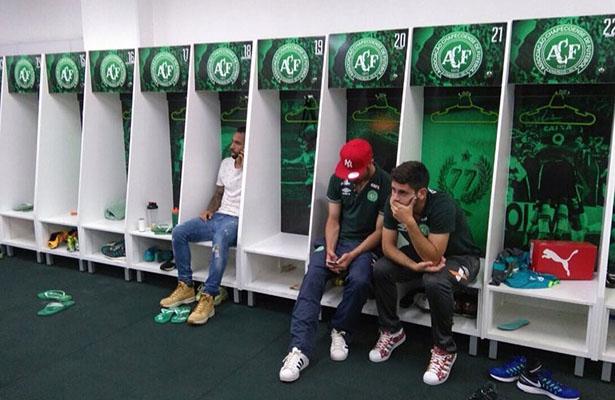 ¡Hasta siempre, Chapecoense! aficionados se reúnen en estadio