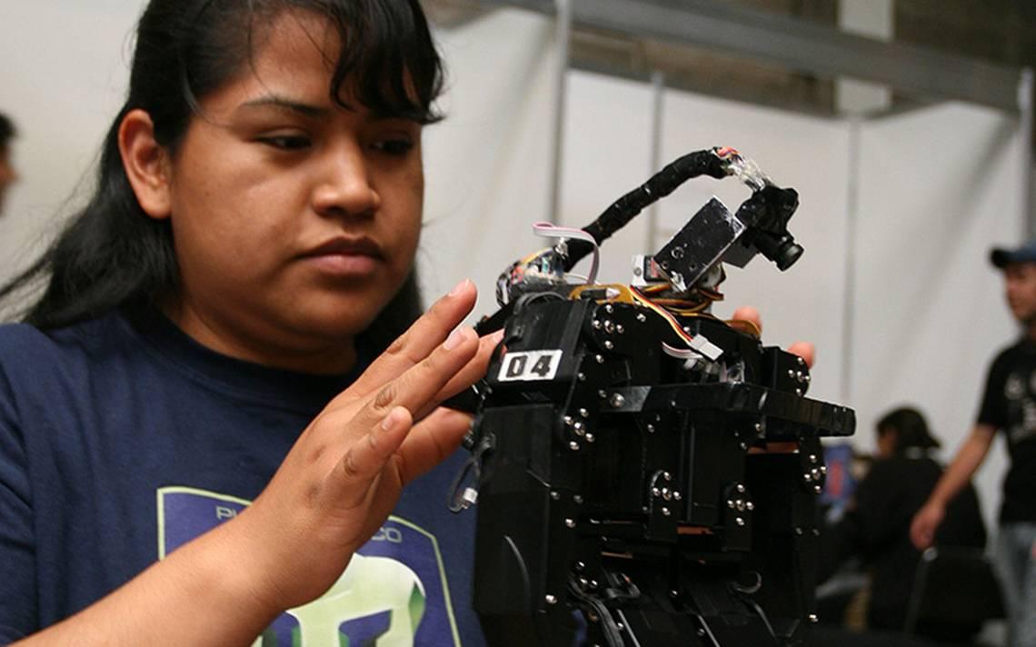 Promueven el interés de niñas y adolescentes hacia el estudio de las ciencias