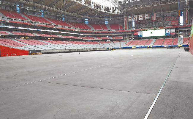 University of Phoenix Stadium, joya arquitectónica