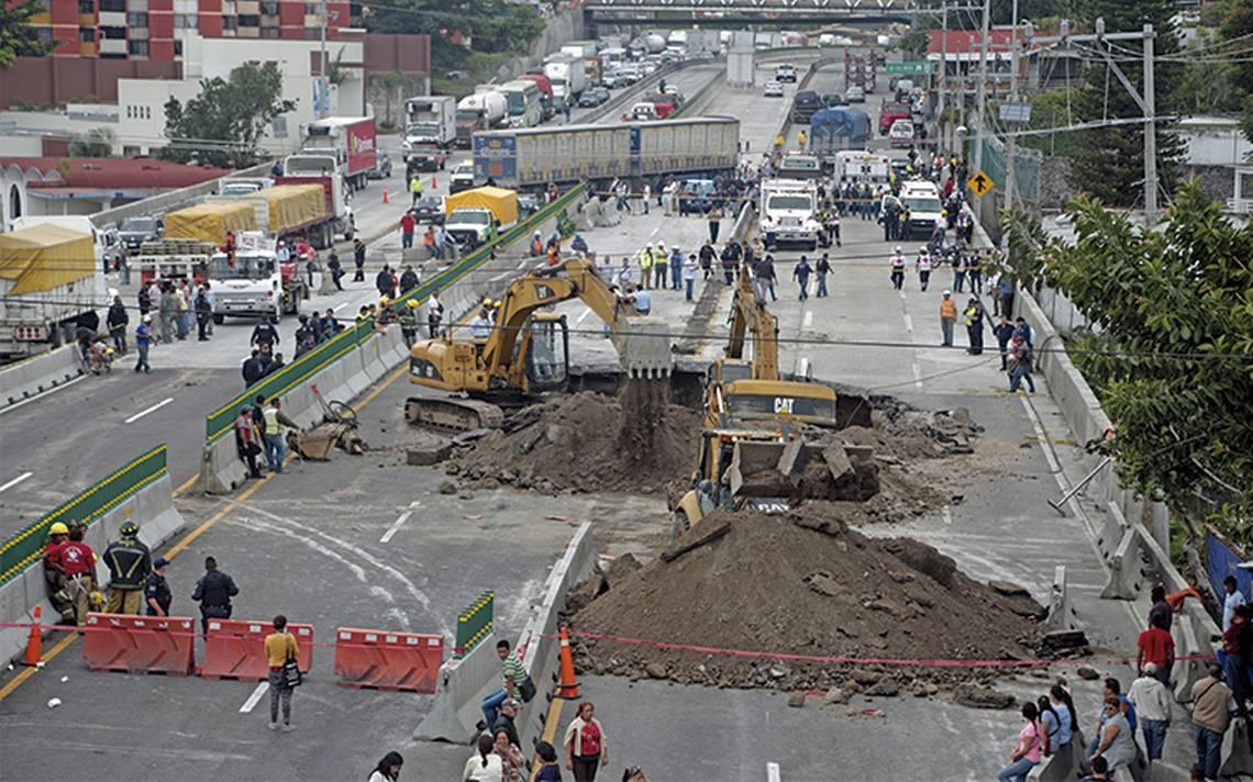 SCT obligada a entregar informe por construcción del Paso Express