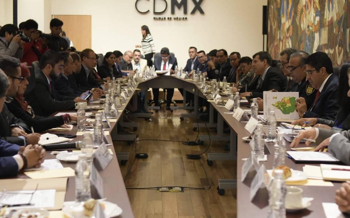 AlcaldA�as de la CDMX recibirA?n 50 mdp para gastos iniciales