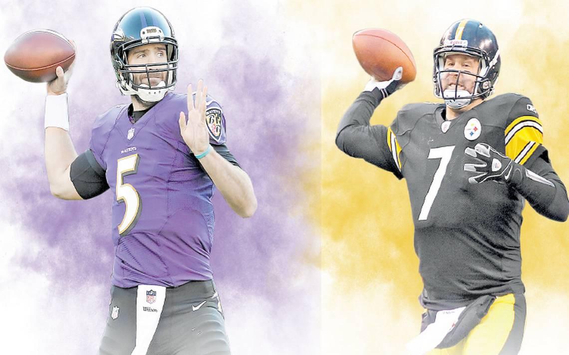 Los Acereros reciben a los Cuervos en la temporada regular de la NFL