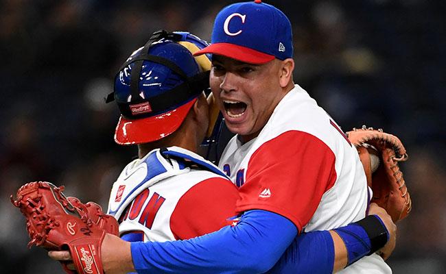 Cuba derrota a Australia en el  Clásico Mundial