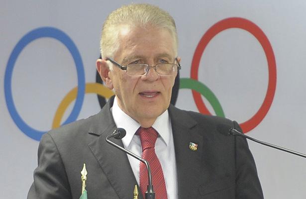Solicita Carlos Padilla al COI reserva de medalla olímpica para atleta