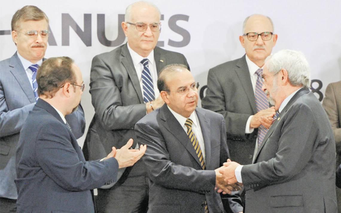 Rectores permitirán operativos dentro de las universidades, incluso en la UNAM