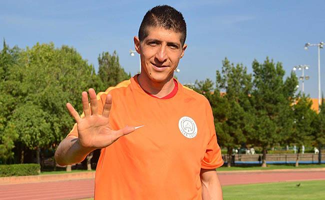"""""""Pikolín"""" Palacios quiere trascender con el Atlético de San Luis"""