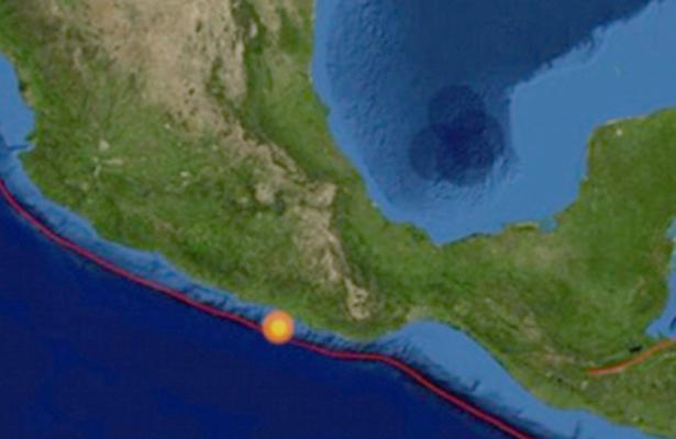 Se registra sismo de 5 grados en Guerrero durante la madrugada