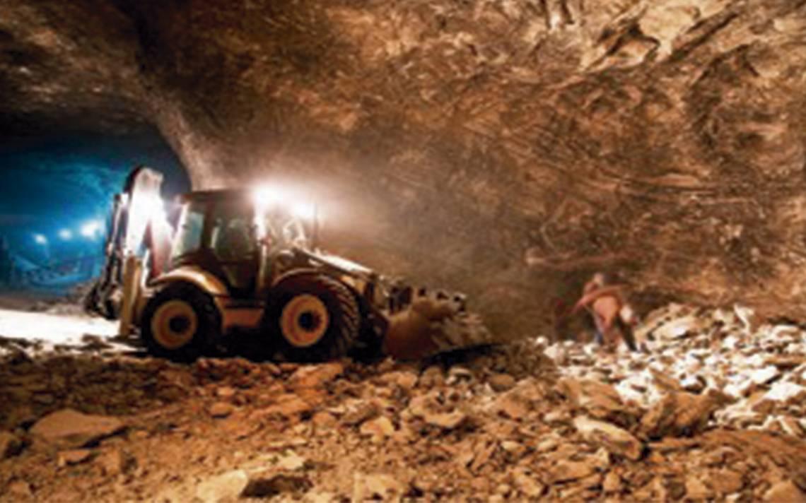 México es el sexto productor de plomo en el mundo