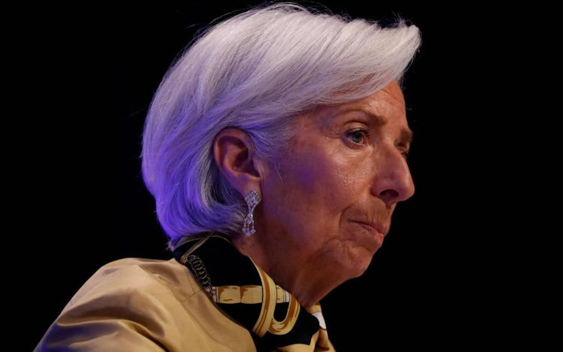 Lagarde alerta que EU quedaría muy vulnerable en una guerra comercial