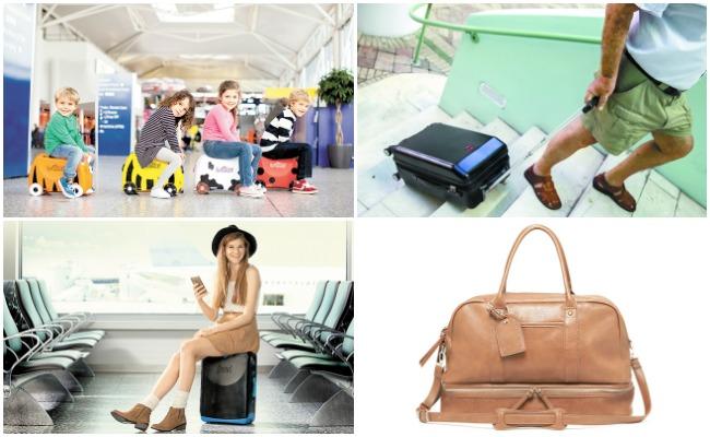 Estas maletas te harán lucir como un viajero profesional
