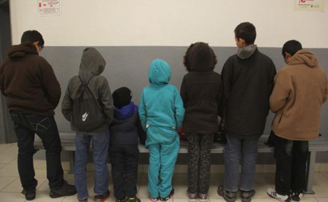 Detienen a 13 indocumentados en Ciudad Juárez
