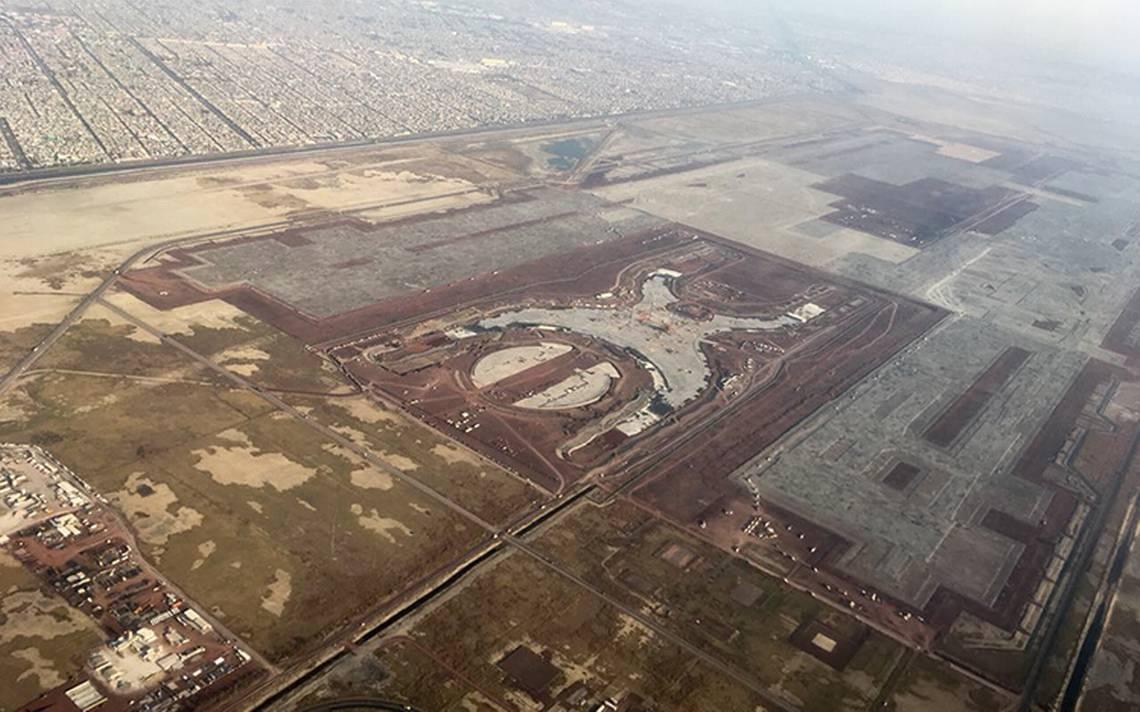 Aeroméxico pide no interrumpir construcción del nuevo aeropuerto
