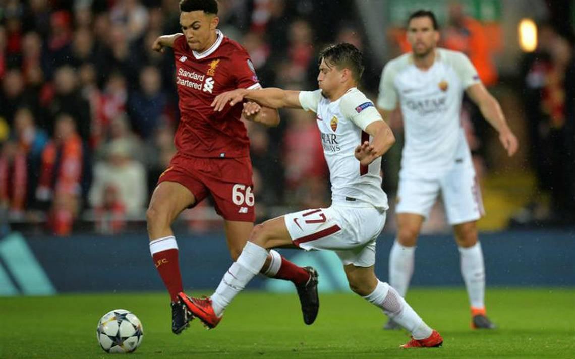 Liverpool a un paso de la final tras golear a la Roma