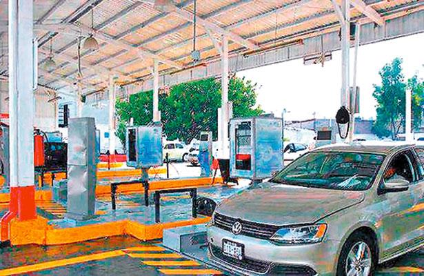 Valida CAMe hologramas vehiculares de Hidalgo