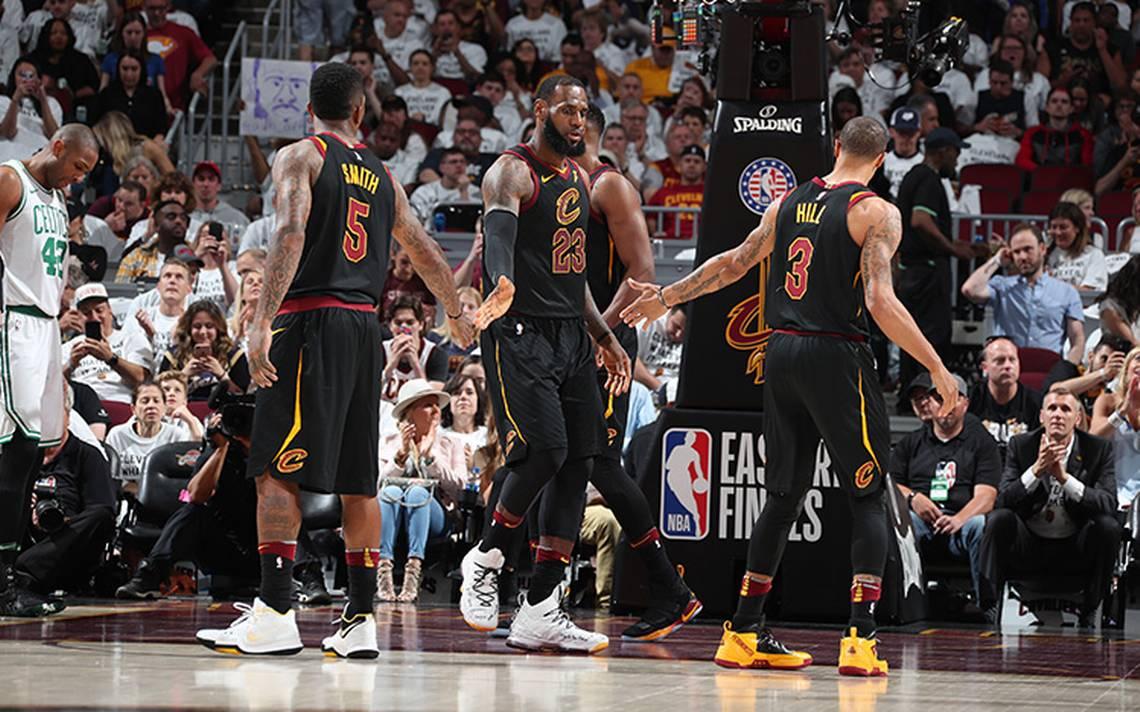 Cleveland y LeBron James no son favoritos en las apuestas de Las Vegas