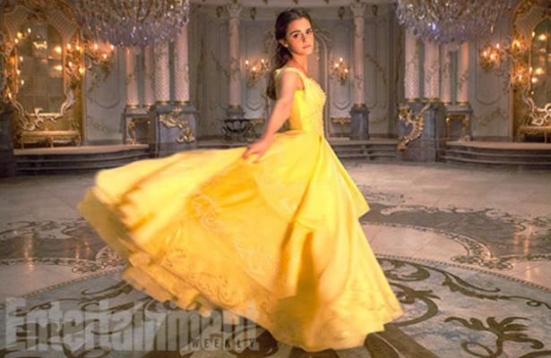 Revelan audio de Emma Watson cantando como Bella