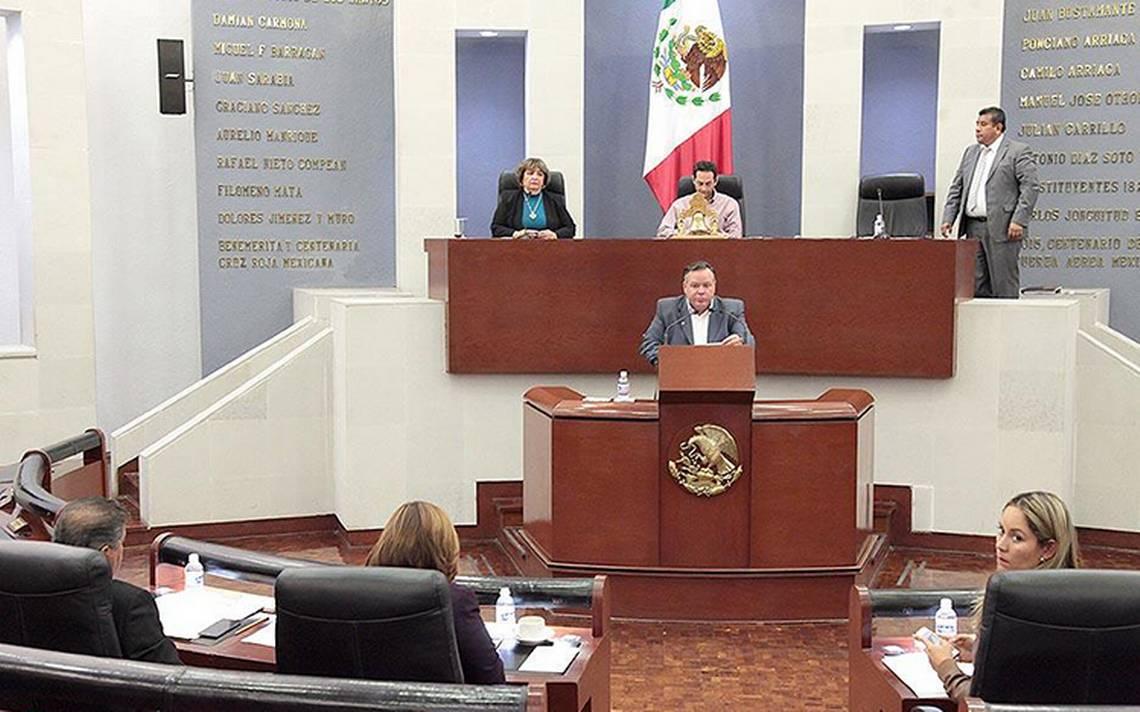 Desaparece el fuero en San Luis Potosí