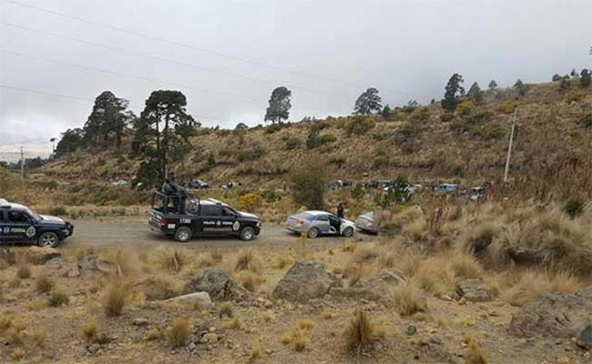 Raptan en Puebla a policías de Fiscalía de Secuestros