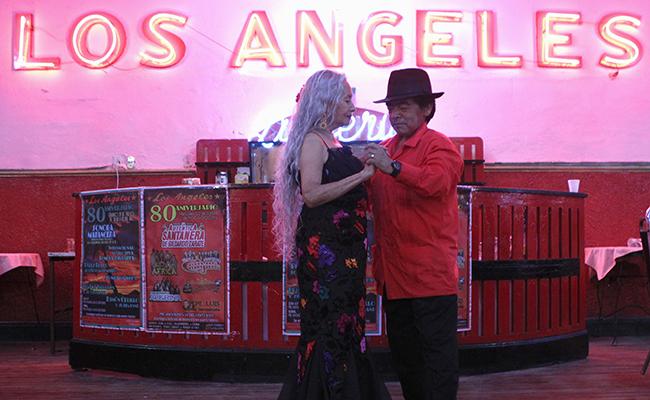 El legendario salón Los Ángeles celebra 80 años de vida
