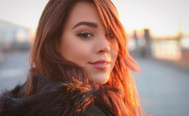 Danna Paola escoge un cambio radical de look para el 2017