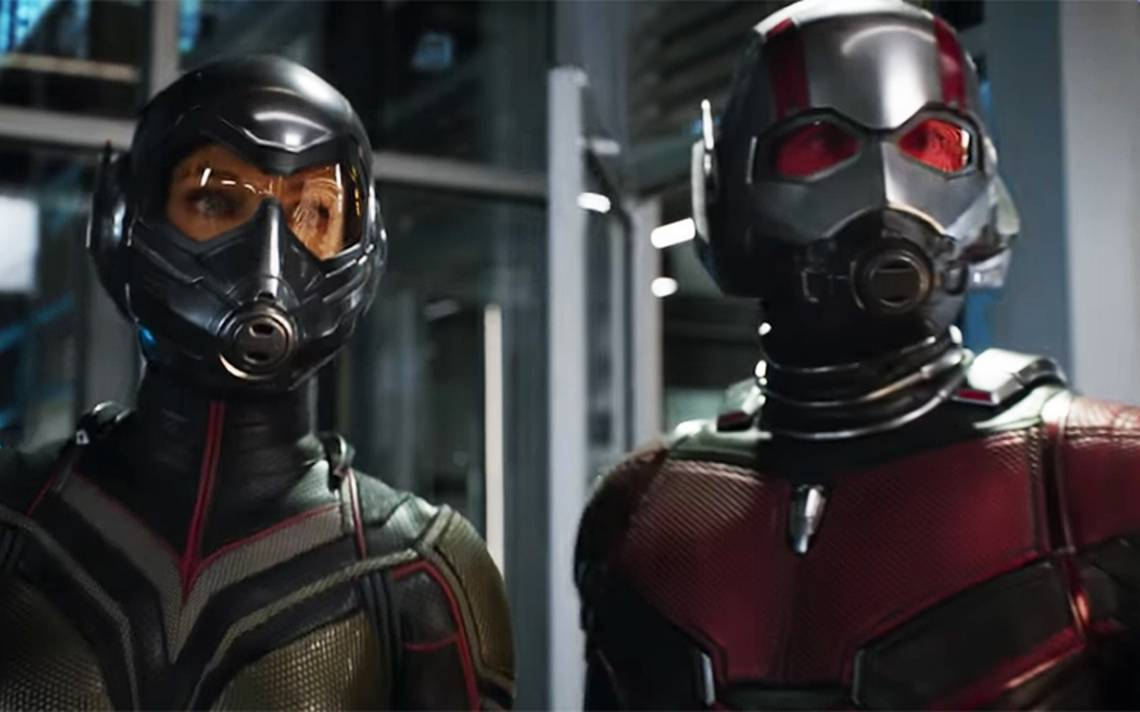 "Marvel revela primer trailer de ""Ant-Man and The Wasp"""