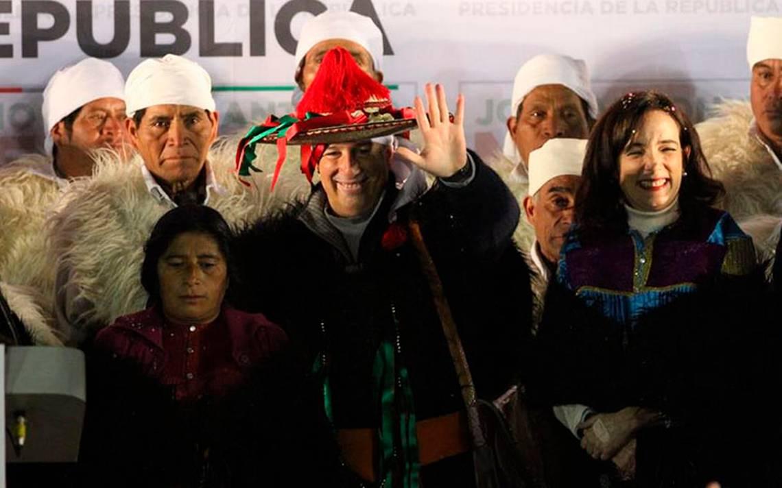 Quiero ser presidente para cerrar brechas entre el México que somos y el que soñamos: Meade