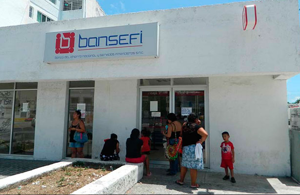 Desaparece delegación de Bansefi en Querétaro