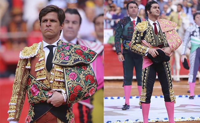"""Morante y """"Juli"""" comparten triunfo en 71 Aniversario de La México"""