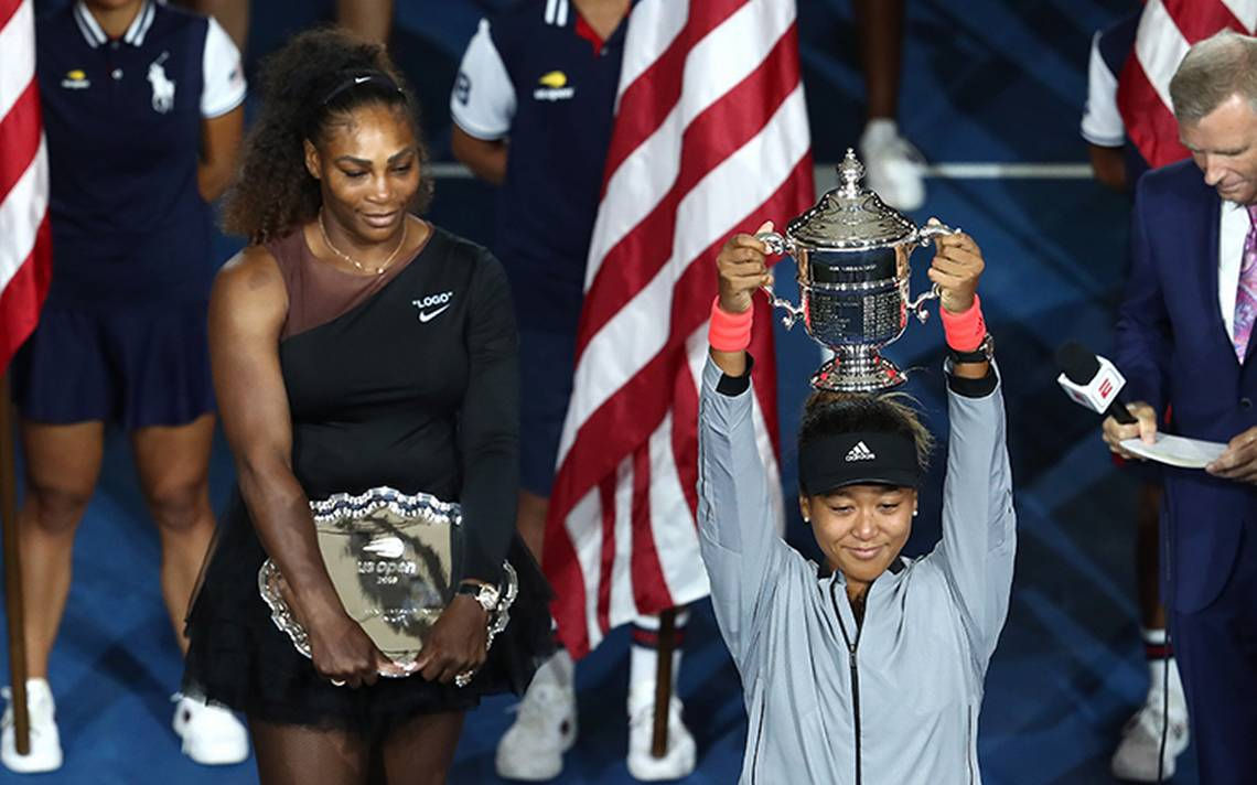 Naomi Osaka vence a Serena Williams y se corona en el US Open 2018