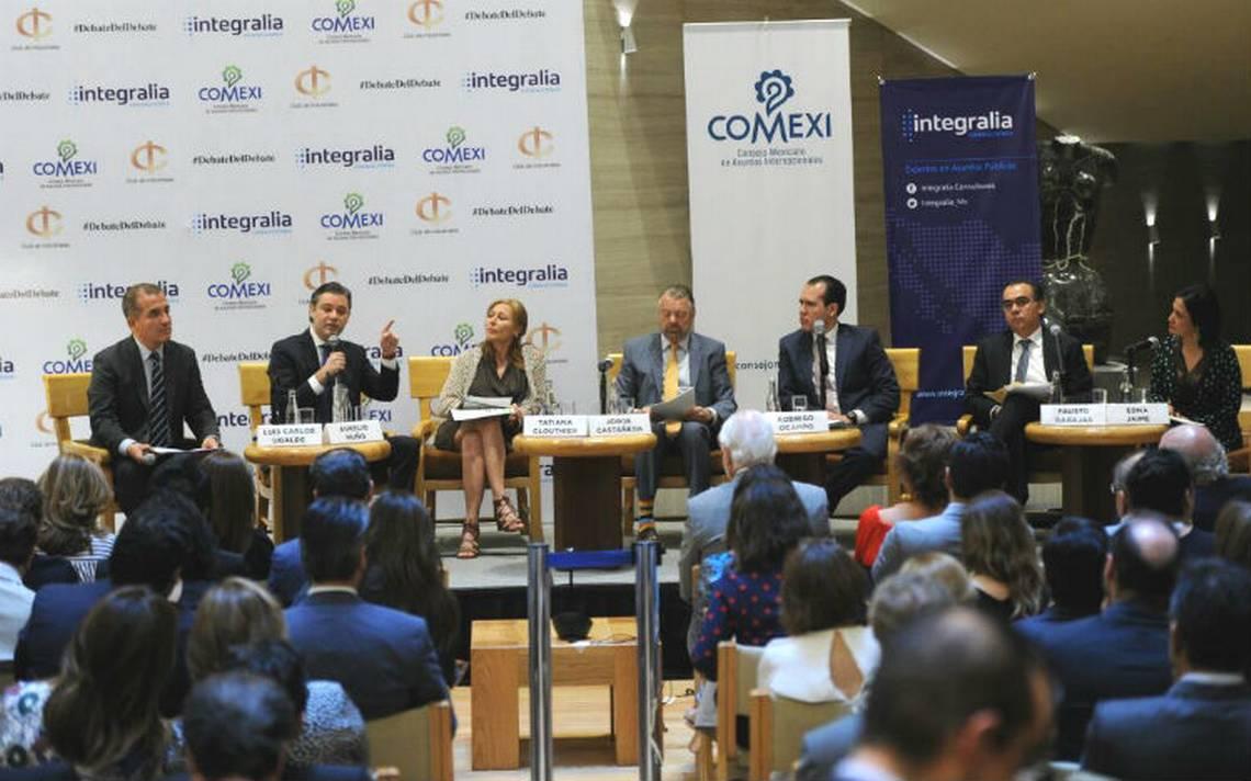 AmnistA�a de AMLO genera polA�mica en debate de coordinadores de campaA�a