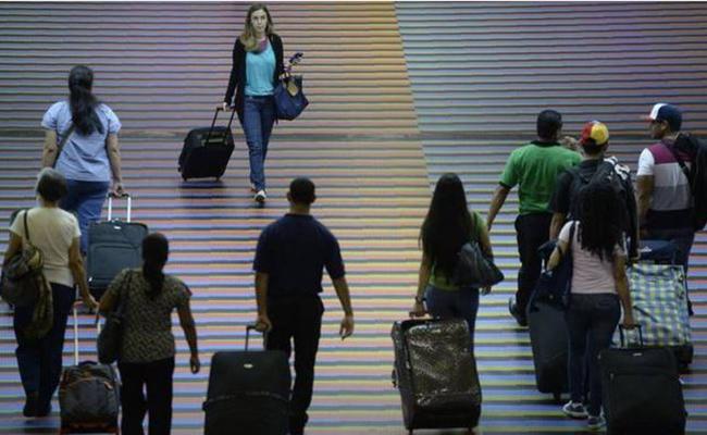 Tasa mexicana de emigración internacional cayó 43.5%: INEGI