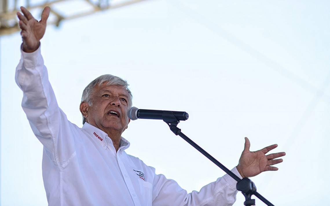 Gobierno de la CDMX no cede el Zócalo para cierre de campaña: AMLO