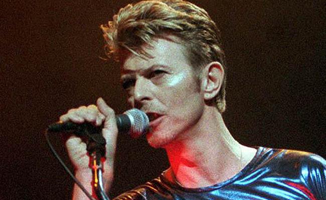 David Bowie opta a dos premios Brit de la música británica