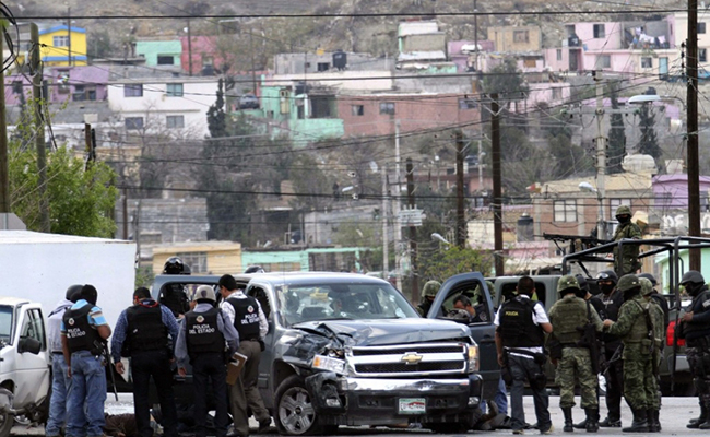 Suman 85 muertos por violencia en Reynosa