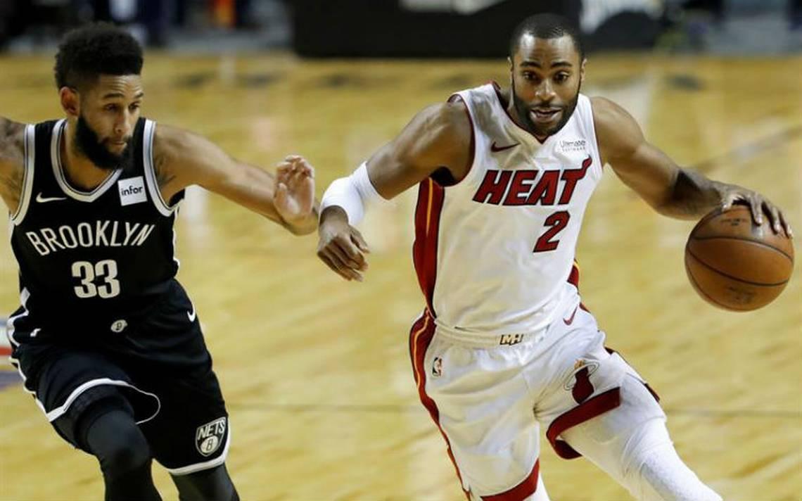 El Heat sorprende a los Nets en la Arena Ciudad de México