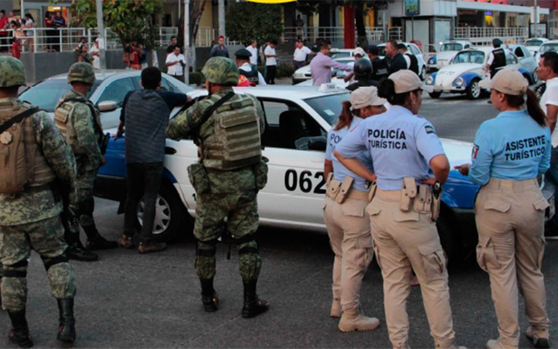 Presentan 8 mil amparos contra la Ley de Seguridad Interior
