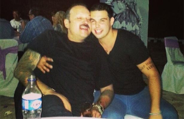 Otorgan libertad condicional al hijo de Pepe Aguilar; causa polémica en Instagram