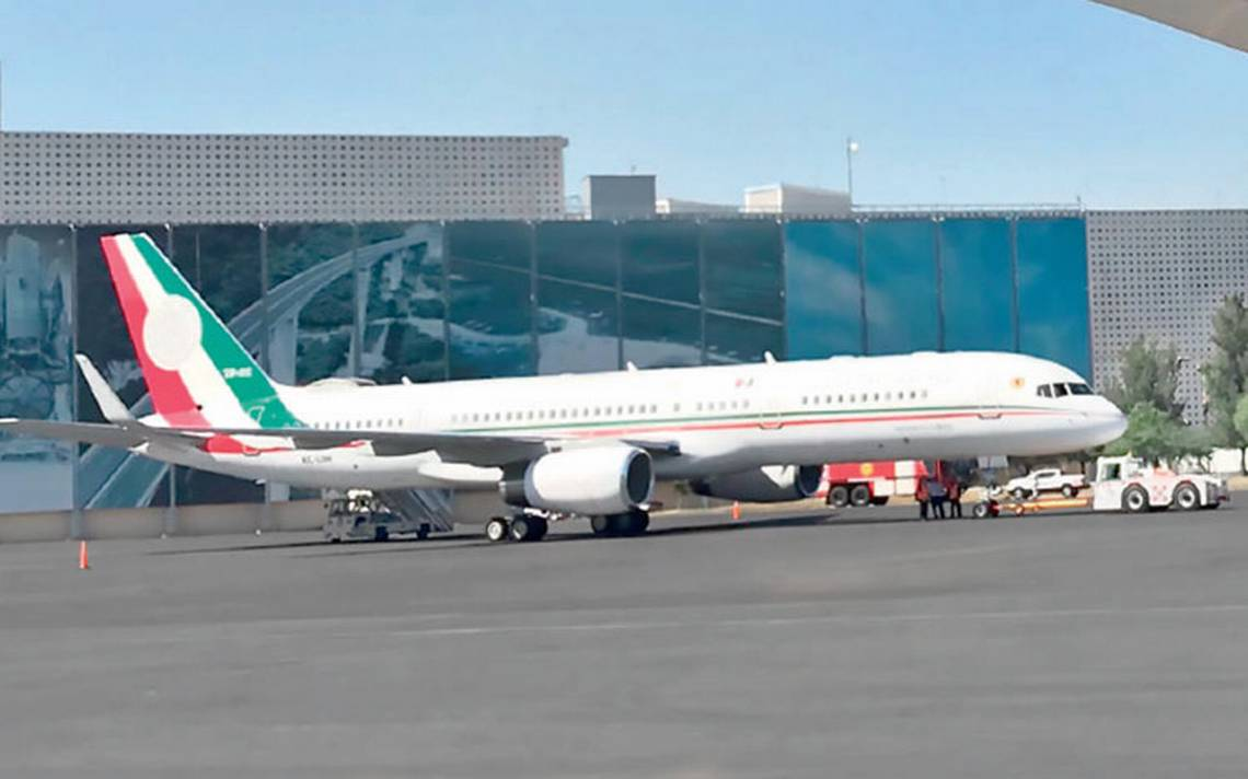 Por cuestiones de seguridad, Corte protege vuelos de EPN