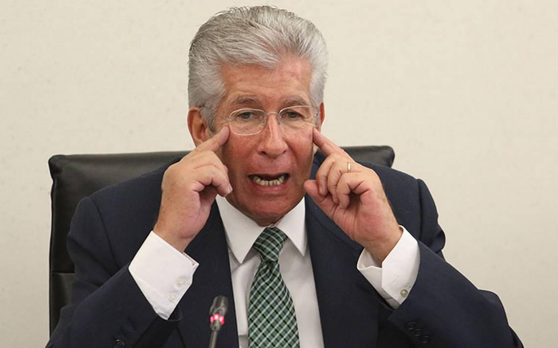 Graco Ramírez nunca me planteó de riesgos sobre Paso Express: Ruiz Esparza
