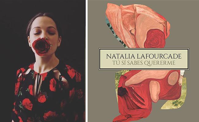 """Natalia Lafourcade presenta su nuevo sencillo """"Tú sí sabes quererme"""""""