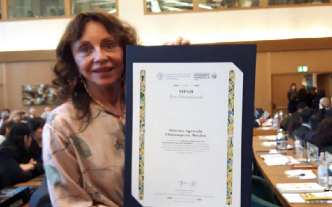 Xochimilco es reconocido como Patrimonio Agrícola Mundial por la FAO