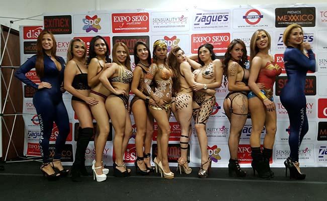 ¡Regresa la sensualidad y el erotismo de Expo Sexo!