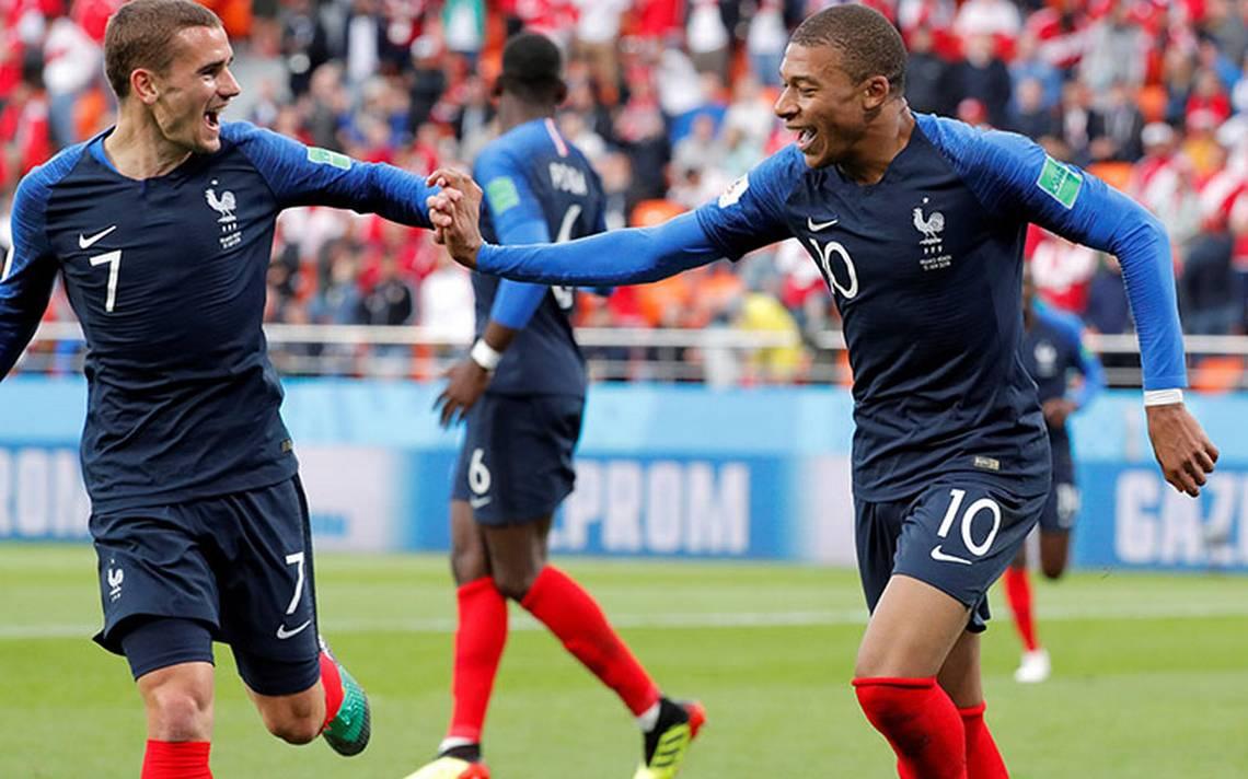 ¡Adiós Perú! Francia gana 1-0 y califica a octavos