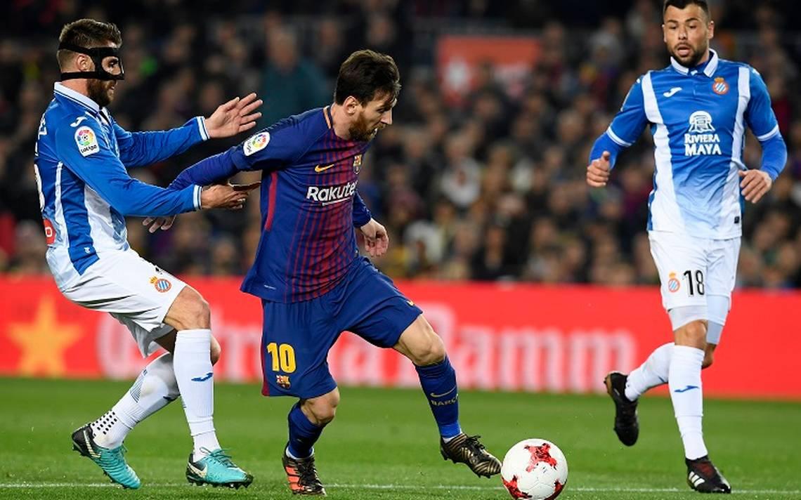 Messi y Suárez aseguran al Barcelona en semifinales de la Copa del Rey