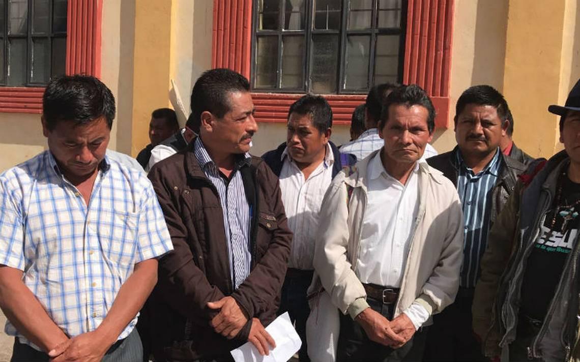 Suman 11 desplazados muertos enChiapas