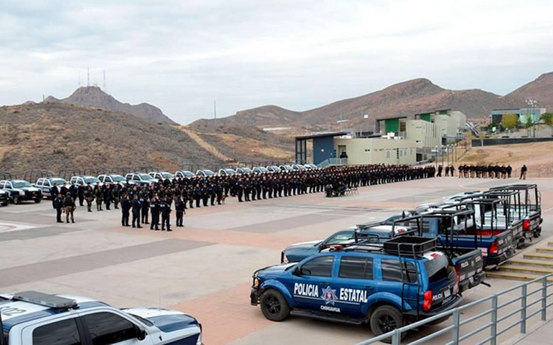 Refuerzan seguridad en el Valle de Juárez