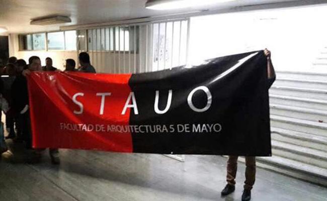 Estalla huelga en la UABJO; 25 mil estudiantes sin clases